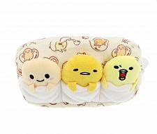 Buy New Hello Kitty Gudetama Pouch: Friends Free Shipping