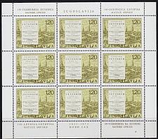 Buy JUGOSLAVIA [1975] MiNr 1584 A Kleinbogen ( **/mnh )