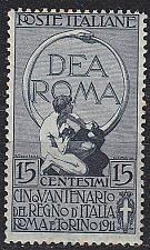 Buy ITALIEN ITALY [1911] MiNr 0103 ( */mh )