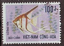 Buy VIETNAM SÜD SOUTH [1971] MiNr 0482 ( O/used ) Fische