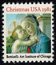 Buy US #1939 Christmas; MNH (0.40) (4Stars) |USA1939-09