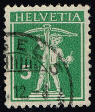 Buy Switzerland #157 William Tell's Son; Used (0.75) (3Stars)  SWI0157-06XRS