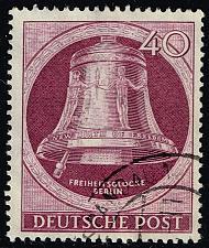 Buy Germany #9N74 Freedom Bell; Used (3Stars) |DEU9N074-01XRP