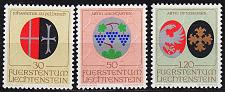 Buy LIECHTENSTEIN [1971] MiNr 0548-50 ( **/mnh ) Wappen