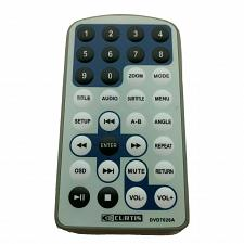 Buy Genuine Curtis DVD Player Remote Control DVD7026A Tested Works