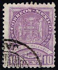 Buy Mexico #712 Cross of Palenque; Used (2Stars) |MEX0712-06XRS