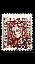 Buy GERMANY Alliiert AmBri [1948] MiNr 0069 WA ( O/used )