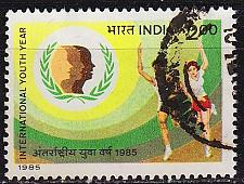 Buy INDIEN INDIA [1985] MiNr 1043 ( O/used ) Sport