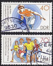 Buy GERMANY DDR [1987] MiNr 3111 ex ( OO/used ) [01] Sport