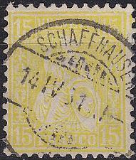 Buy SCHWEIZ SWITZERLAND [1867] MiNr 0031 ( O/used ) [01]