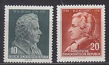 Buy GERMANY DDR [1956] MiNr 0610-11 ( **/mnh )