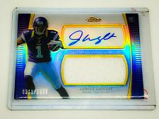 Buy NFL JARIUS WRIGHT VIKINGS AUTOGRAPHED 2012 TOPPS FINEST JERSEY REFRACTOR /1366