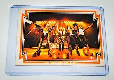 Buy VINTAGE KISS LIVE 1978 AUCOIN ROCK MUSIC COLLECTORS CARD #51 GD/VG