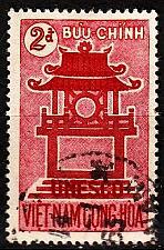 Buy VIETNAM SÜD SOUTH [1961] MiNr 0256 ( O/used ) UNO