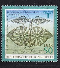 Buy GERMANY DDR [1990] MiNr 3313 ( OO/used ) Flugzeuge