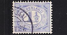 Buy NIEDERLANDE NETHERLANDS [1908] MiNr 0075 ( O/used )