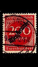 Buy GERMANY REICH Dienst [1923] MiNr 0078 ( O/used )