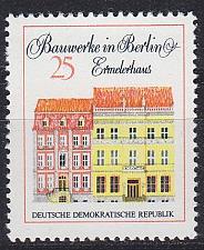 Buy GERMANY DDR [1971] MiNr 1664 ( **/mnh ) Bauwerke