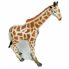 Buy Toy Major Trading Giraffe Figure Plastic Rubber Animal Figurine 6.5""