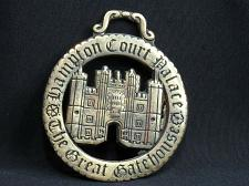 Buy Hampton Court Palace Horse Brass Harness The Great Gatehouse Engraved