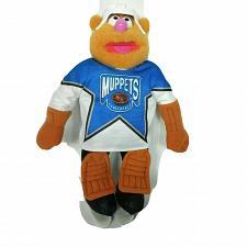 "Buy Muppets Fozzie NHL McDonalds Hockey Player Plush Stuffed Animal 1995 11.5"""