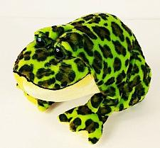 Buy Ganz Webkinz Speckled Bullfrog Plush Stuffed Animal HM114 No Code 9""