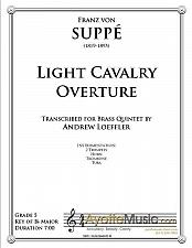 Buy Suppe - Light Cavalry Overture