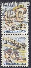 Buy USA [1978] MiNr 1362+63 ( O/used ) Flugzeug