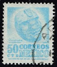 Buy Mexico #881 Carved Head from Veracruz; Used (4Stars) |MEX0881-03XRS