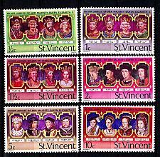 Buy ST. VINCENT [1977] MiNr 0459 ex ( **/mnh ) [01] o. Wz / no wmk