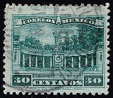 Buy Mexico #646 Juarez Colonnade; Used (0.25) (2Stars) |MEX0646-03XRS
