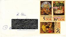 Buy GERMANY DDR [1989] MiNr 3269 ex ( Brief ) Plattenfehler