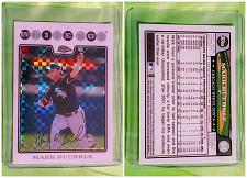 Buy MLB MARK BUEHRLE CHICAGO WHITE SOX 2009 TOPPS CHROME X FACTOR #64 MNT