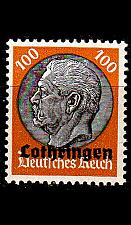 Buy GERMANY REICH Besetzung [Lothringen] MiNr 0016 ( */mh )