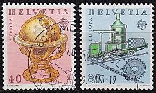Buy SCHWEIZ SWITZERLAND [1983] MiNr 1249-50 ( O/used ) CEPT