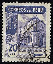 Buy Peru **U-Pick** Stamp Stop Box #158 Item 35  USS158-35