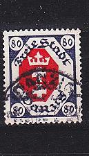 Buy GERMANY REICH Danzig [1921] MiNr 0082 ( OO/used )
