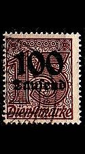Buy GERMANY REICH Dienst [1923] MiNr 0092 ( O/used )