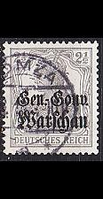 Buy GERMANY REICH Besetzung [Polen] MiNr 0006 a ( O/used ) [01]