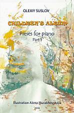 Buy Suslov - Children's Album for Piano, Part 1