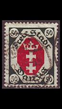 Buy GERMANY REICH Danzig [1921] MiNr 0080 ( OO/used )