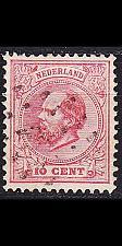 Buy NIEDERLANDE NETHERLANDS [1872] MiNr 0021 D ( O/used )