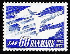 Buy DÄNEMARK DANMARK [1961] MiNr 0388 x ( **/mnh ) Flugzeuge