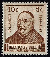 Buy Belgium #B319 Jean Bollandus; Unused (0.25) (2Stars) |BELB0319-01XVA
