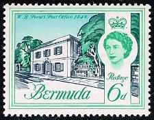Buy Bermuda #180 Perot's Post Office; MNH (2Stars) |BER0180-01XRP