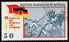 Buy Germany DDR #766 Lib. Of Concentration Camps; CTO (0.25) (5Stars) |DDR0766-03
