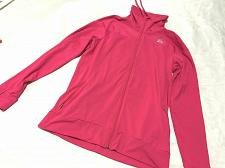 Buy adidas TechFit climalite NWOT women polyester pull over front zipper