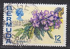 Buy BERMUDA [1970] MiNr 0252 Y ( O/used ) Blumen