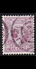 Buy NIEDERLANDE NETHERLANDS [1894] MiNr 0042 b ( O/used )