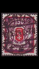 Buy GERMANY REICH Danzig [1922] MiNr 0129 Y ( OO/used )